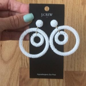 - J. Crew Factory Earrings NWT
